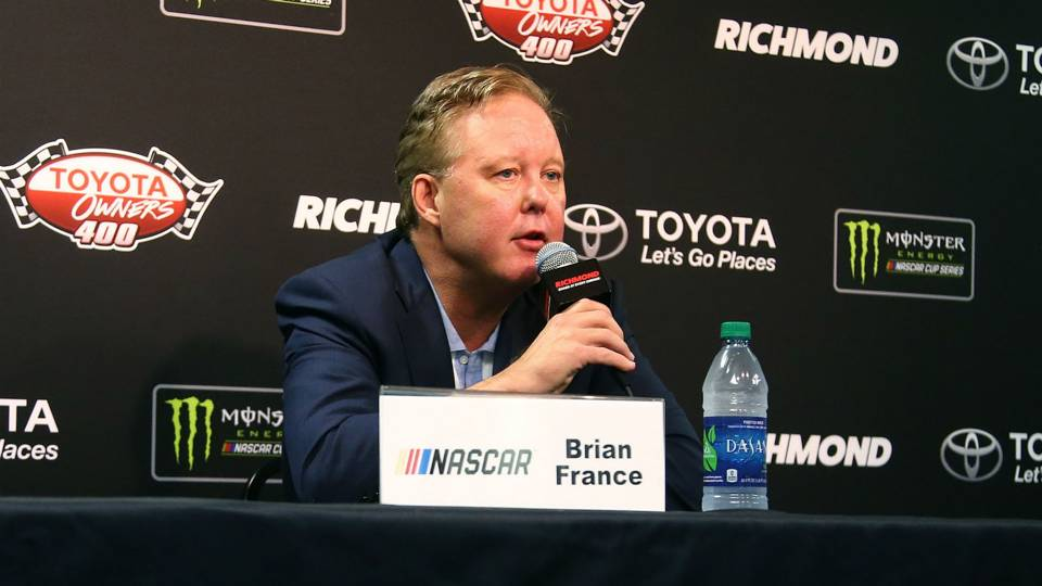 France family reportedly exploring potential sale of NASCAR