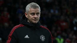Under-pressure Manchester United manager Ole Gunnar Solskjaer