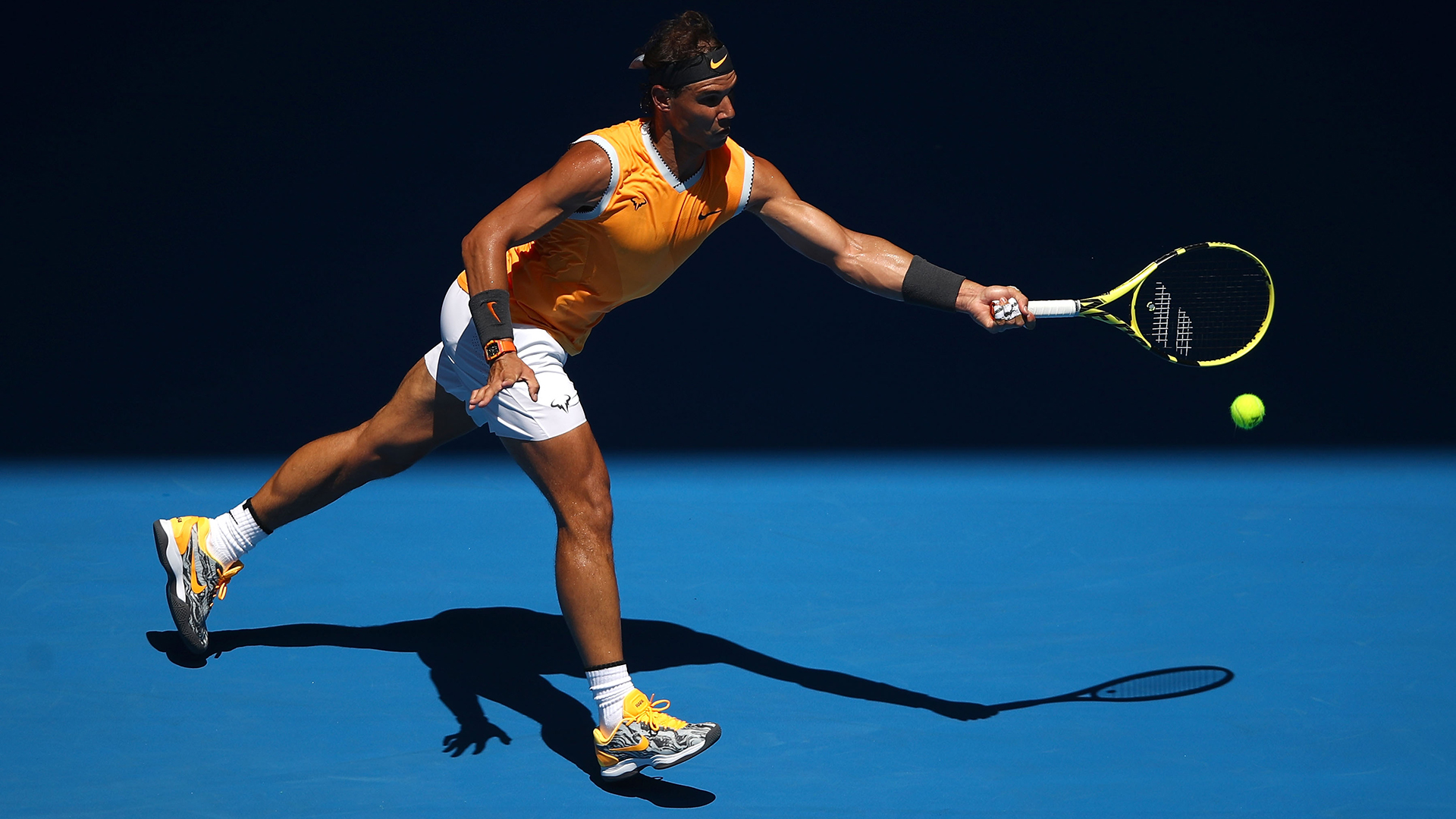 Rafael Nadal Twitter: Australia Open: Rafael Nadal Too Good For James Duckworth
