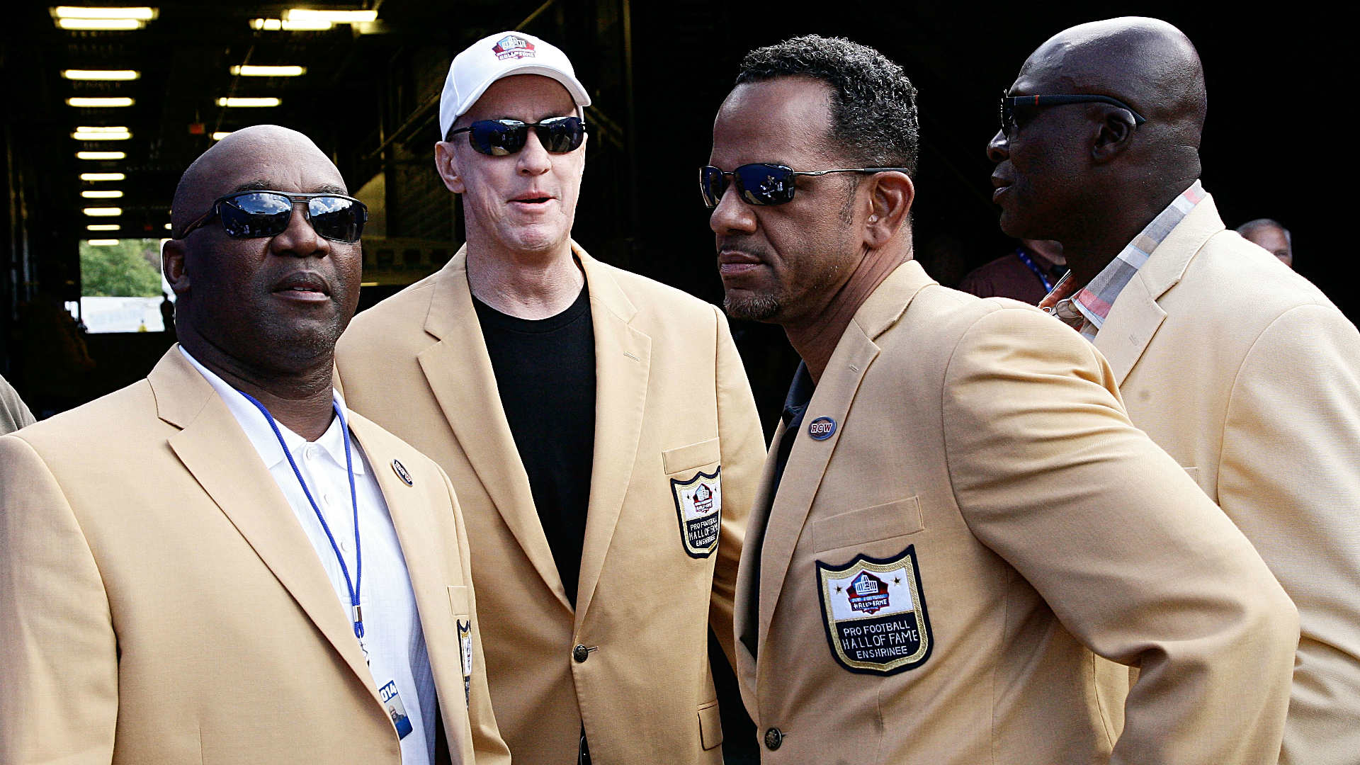 new product 06292 c6df0 Thursday's gold jacket ceremony kicks off Hall of Fame ...