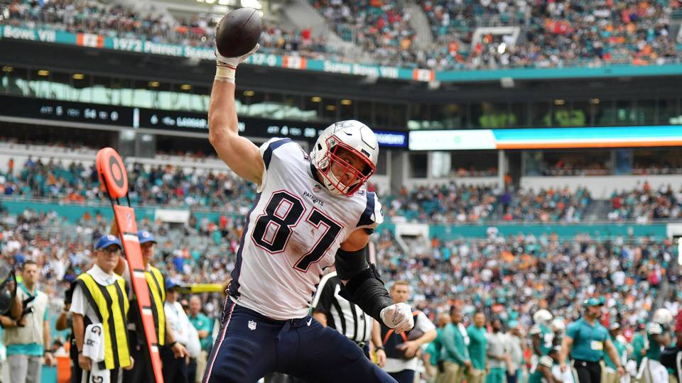 Rob Gronkowski to the WWE? NFL player-turned-wrestler Moose thinks so