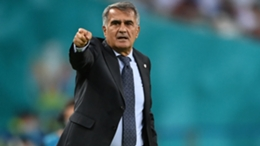 Senol Gunes admitted his side did not live up to expectations at Euro 2020