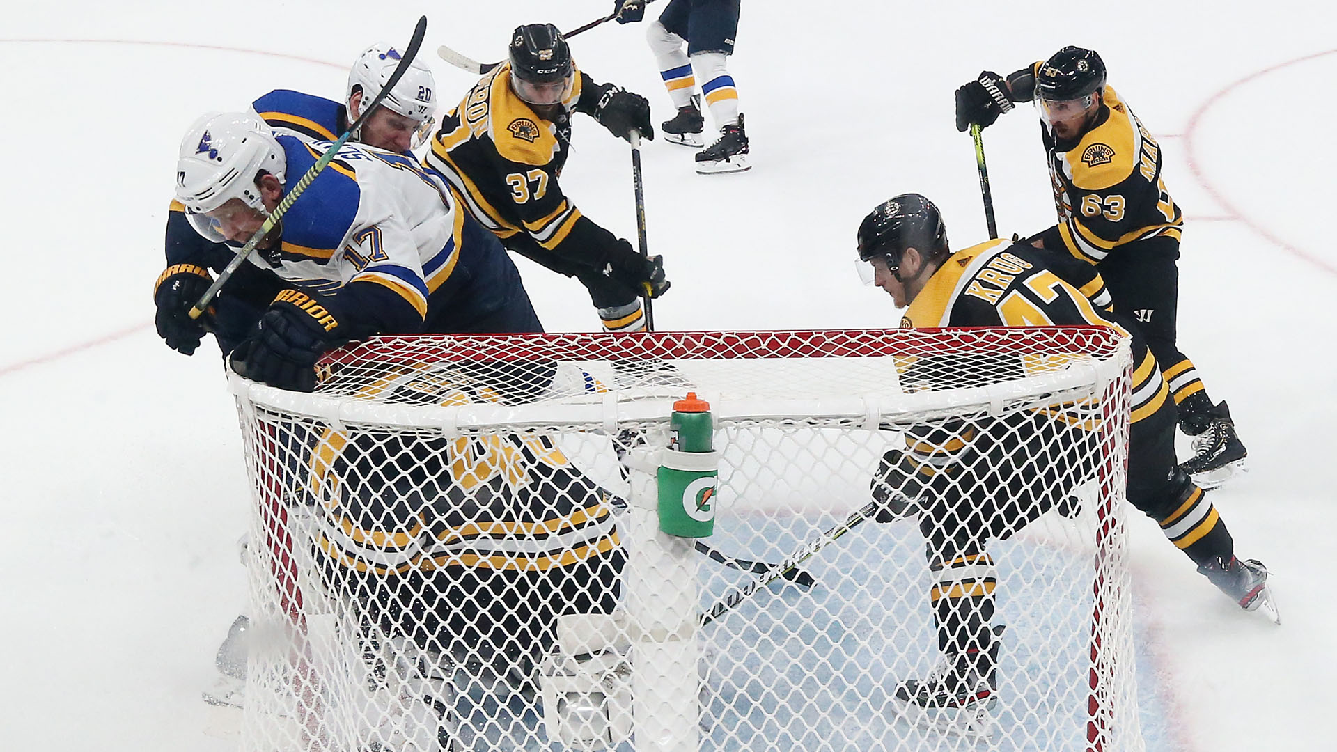 Stanley Cup Final 2019: Three takeaways from Blues' Game 2 win over Bruins