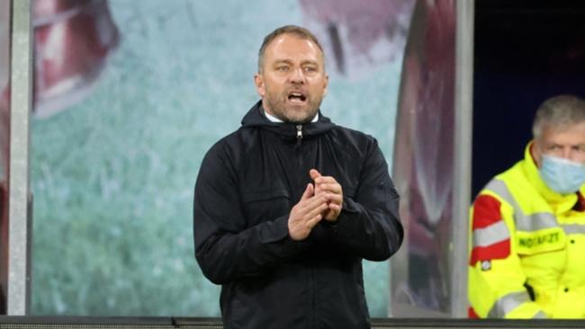 Bayern Munich boss Hansi Flick