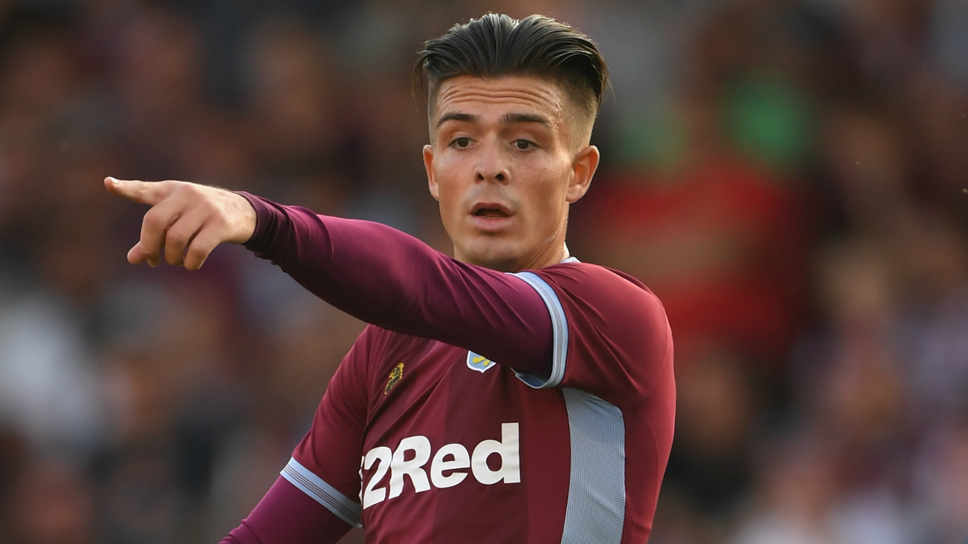 Harry Redknapp warns Jack Grealish about moving to Spurs
