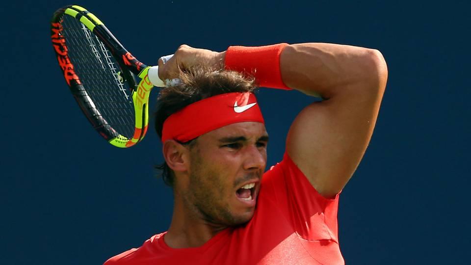 World No. 1 Rafael Nadal withdraws from Cincinnati Masters