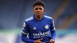 Leicester City defender Wesley Fofana forced off injured against Villarreal