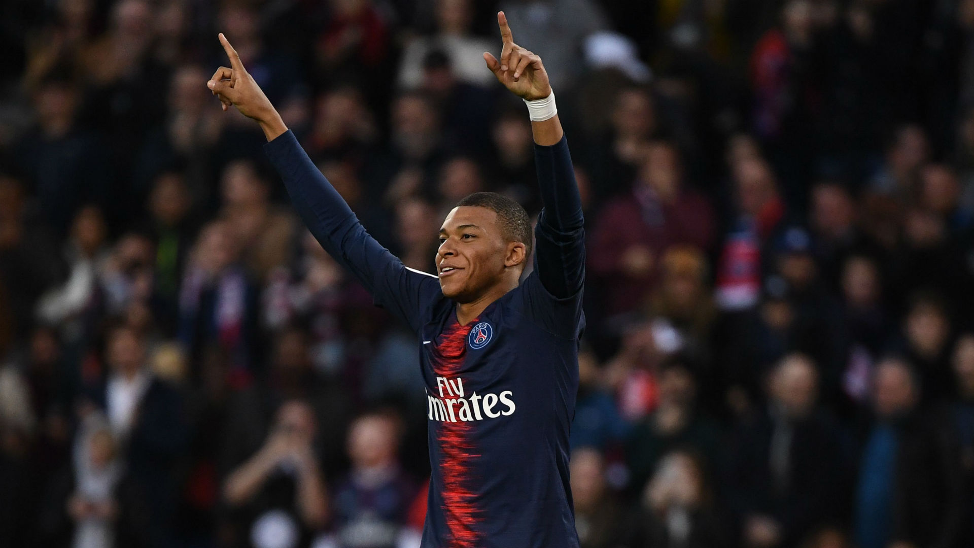 Impressive Mbappe Breaks Ligue 1 Record