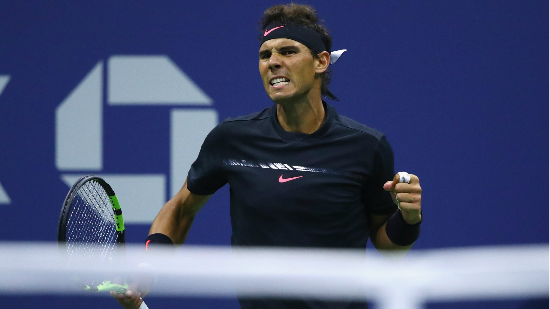 Rafael Nadal powers into U.S. Open final after blitzing Juan Martin del Potro