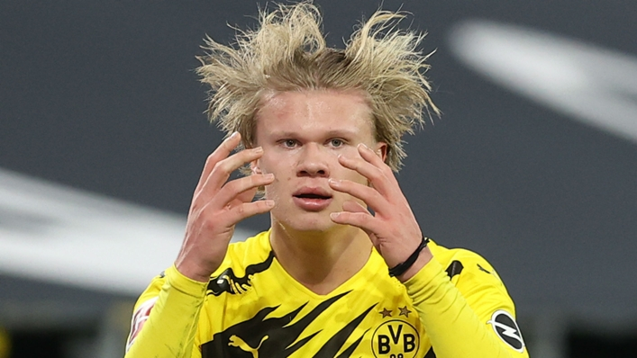 Erling Haaland has been linked to a number of clubs, including Barcelona