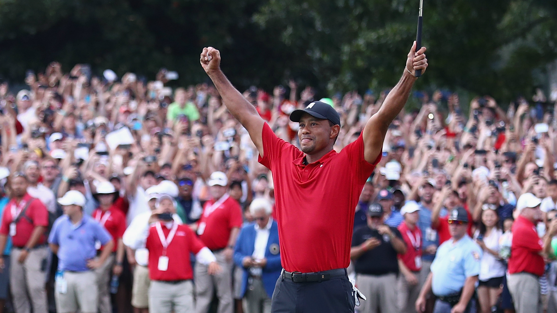 Tiger Woods rues Tour Championship absence after glory of comeback title