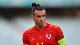 Wales forward Gareth Bale in action against Switzerland