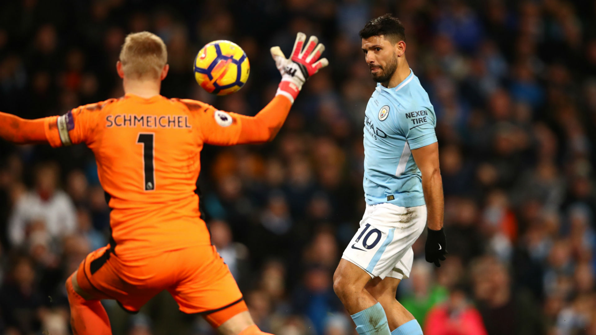 Leicester's Mahrez to miss Man City game