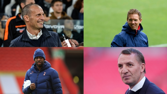Who will replace Jose Mourinho as Tottenham manager?