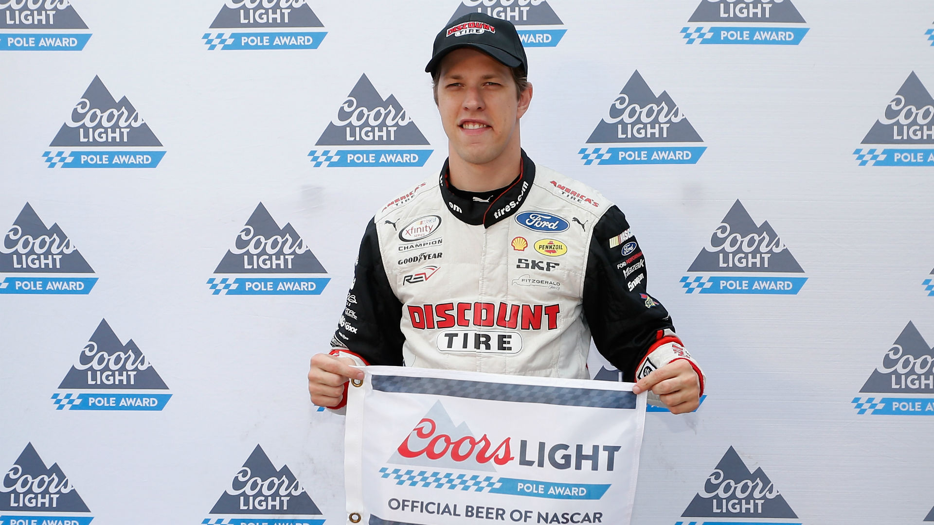 Coors Light splits with NASCAR after nearly 10 years