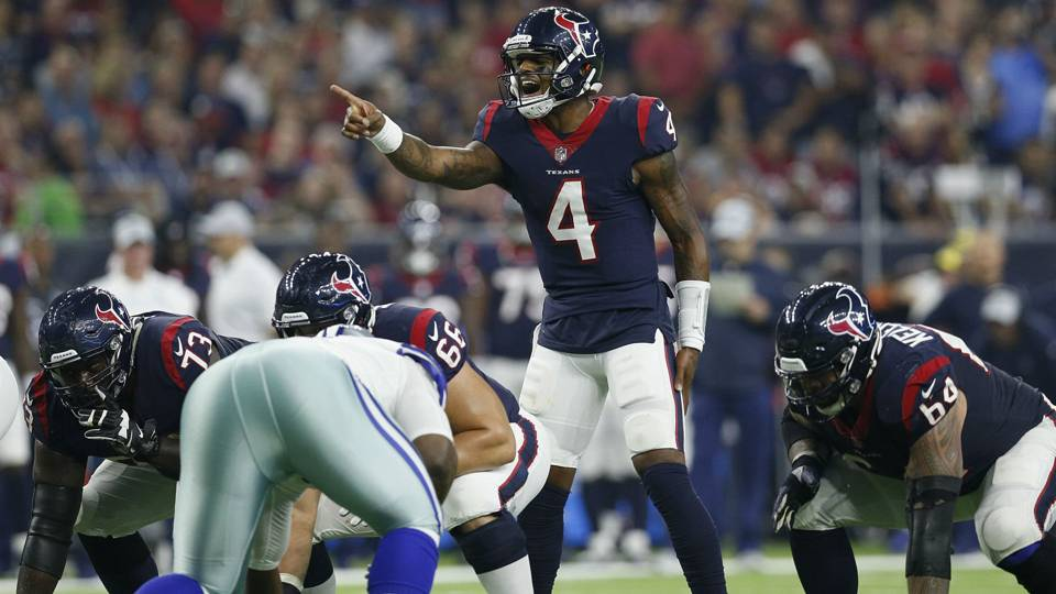 Three takeaways from the Texans' victory over the Cowboys