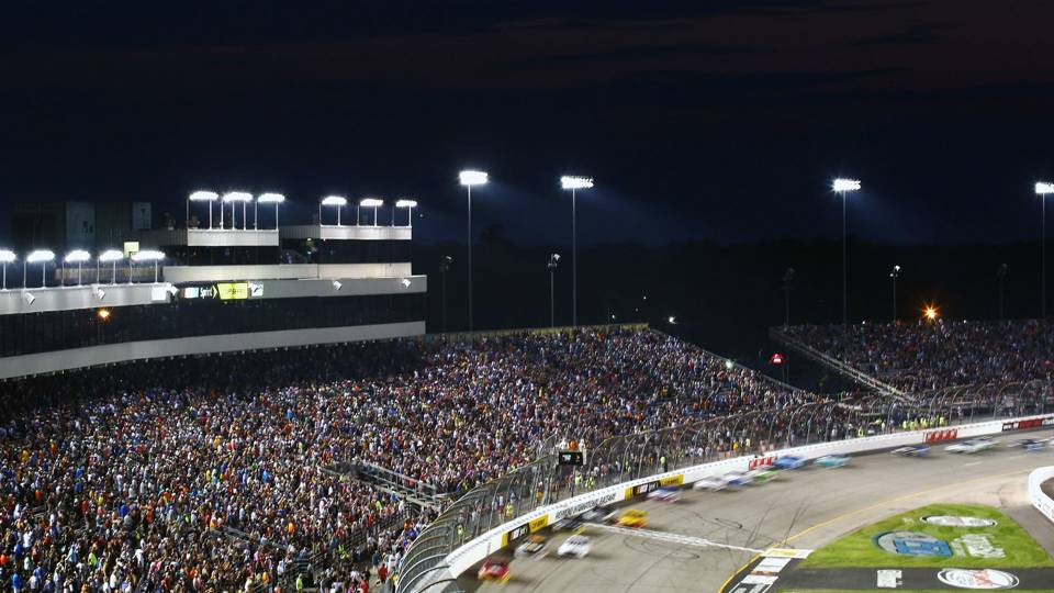 NASCAR at Richmond: TV schedule, standings, qualifying drivers for Toyota Owners 400