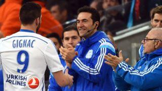 Marseille goal