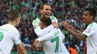 Wolfsburg v Dortmund CROPPED