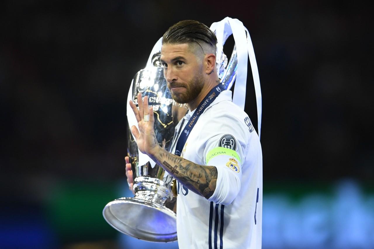 Real Madrid s Sergio Ramos Ballon d talk not crazy