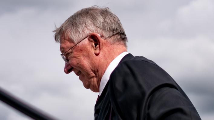 Manchester United managerial legend Sir Alex Ferguson
