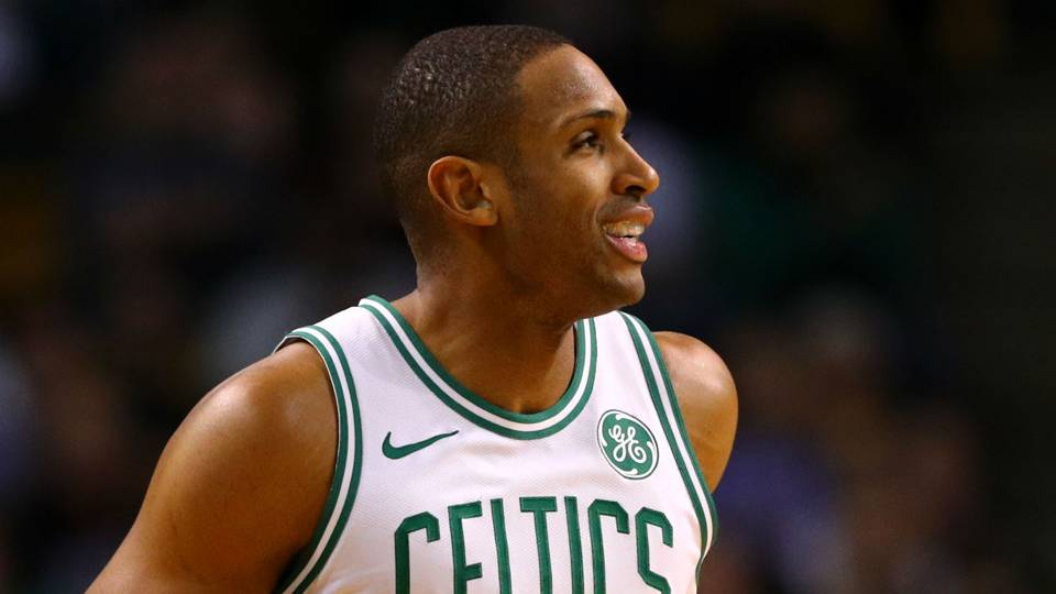 Al Horford: Young Celtics must keep building