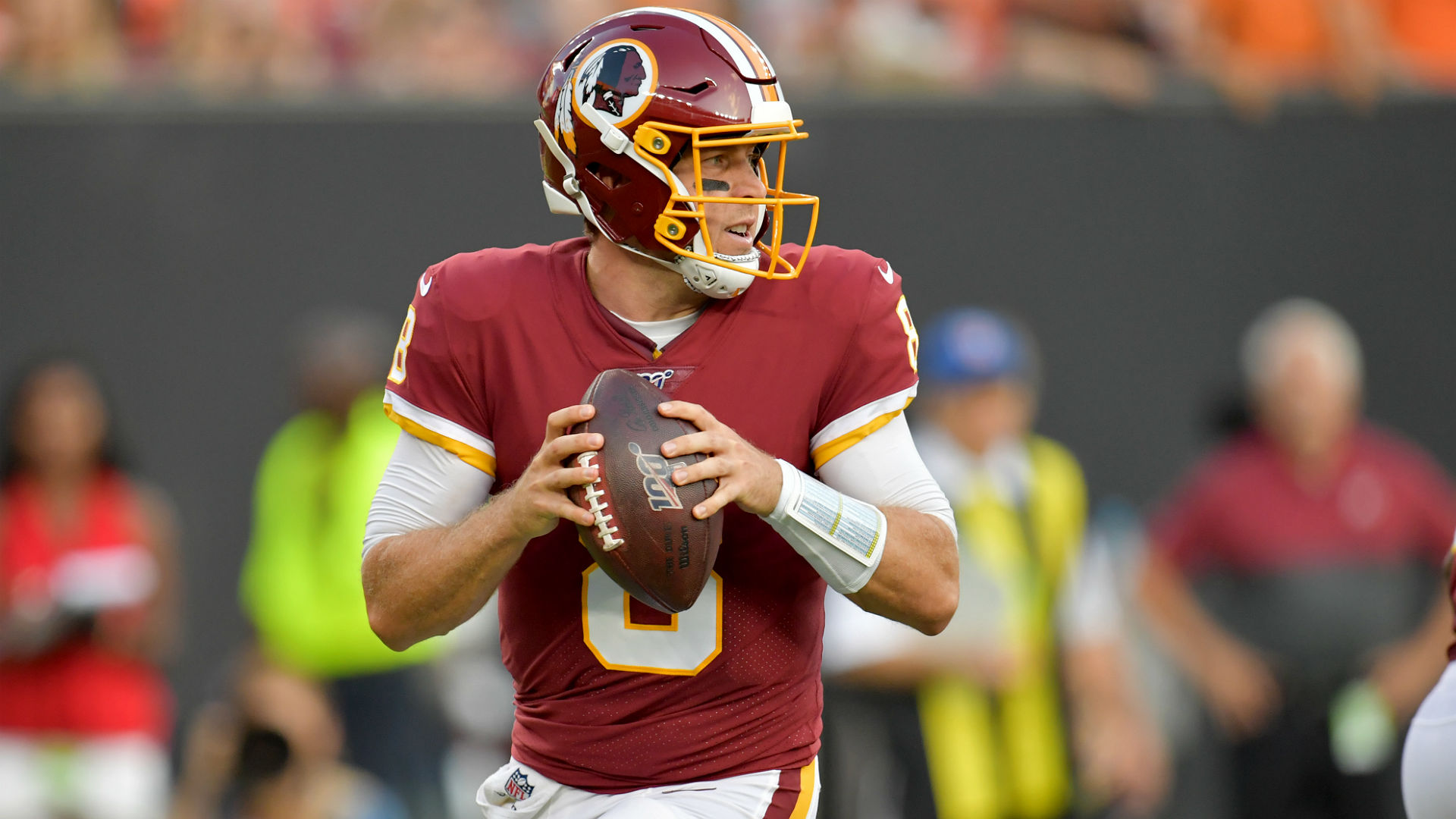 Redskins to start QB Case Keenum vs. Dolphins, report says