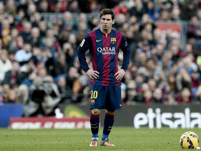 Messi recovered from last season's problems
