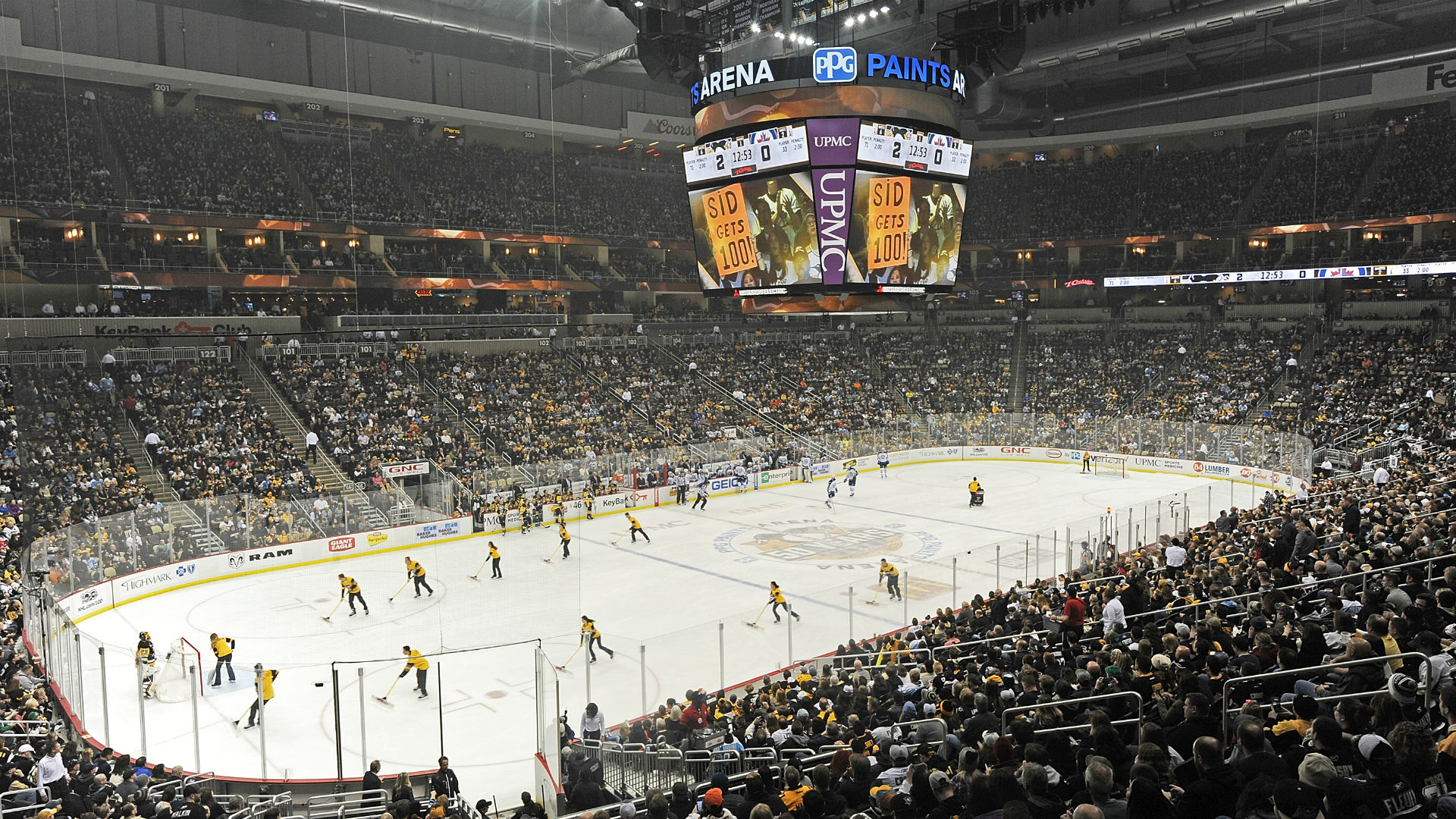 Pittsburgh police investigating arena bathroom rape report ...