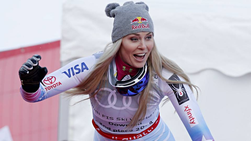 Olympic skier Lindsey Vonn announces plans to retire after 2018-19 season