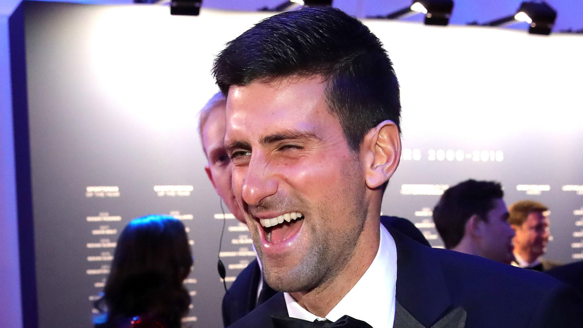Novak Djokovic and Simone Biles take top Laureus honours