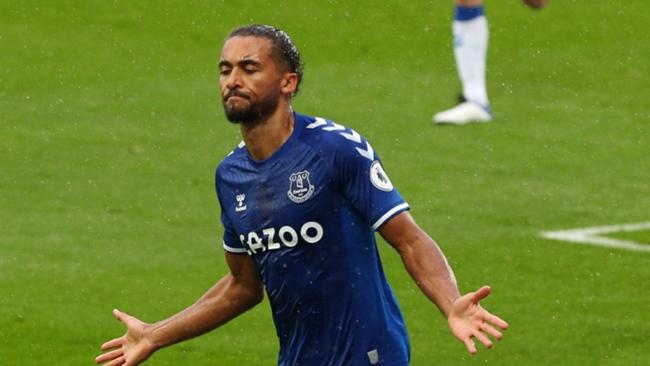 Dominic Calvert-Lewin could be set to depart Everton