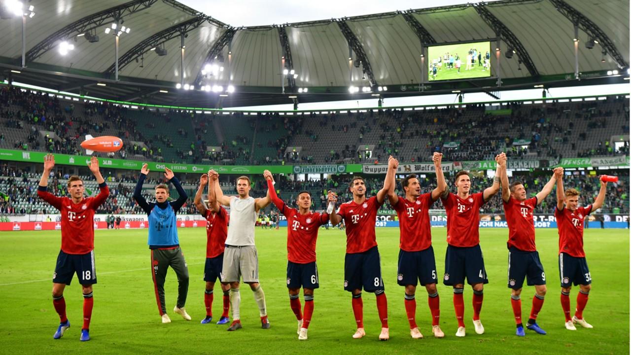 Niko Kovac relieved by Bayern Munich victory