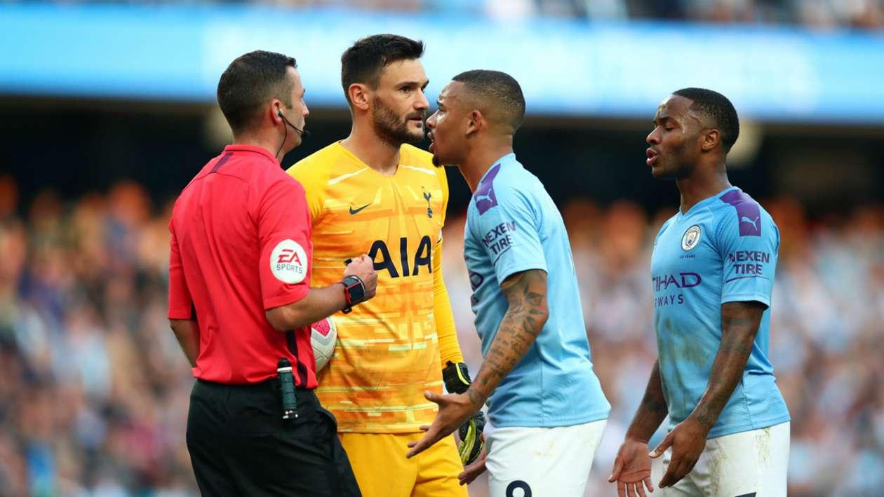 BPL (2019-2020) Report: Manchester City 2-2 Tottenham