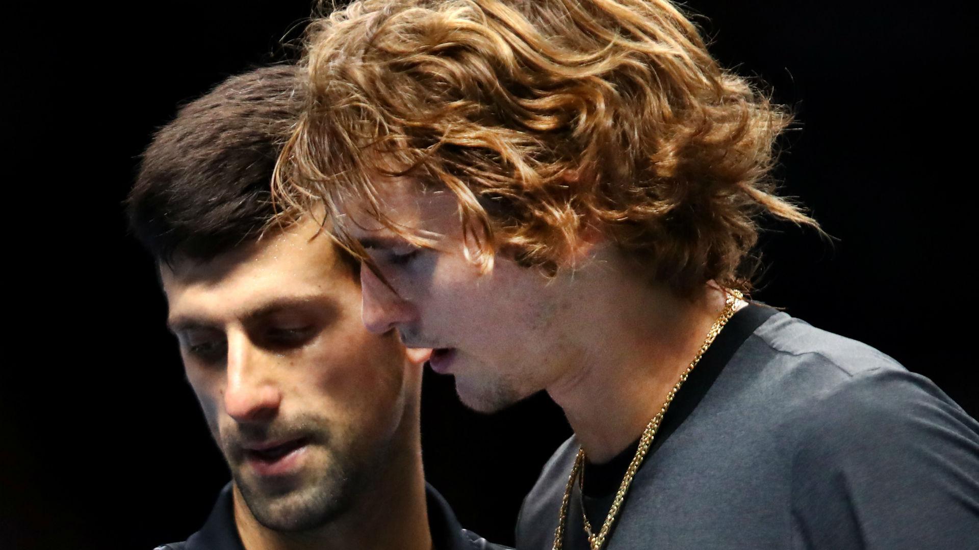 ATP Finals: No 'breathtaking tennis' in Novak Djokovic's win against Alexander Zverev