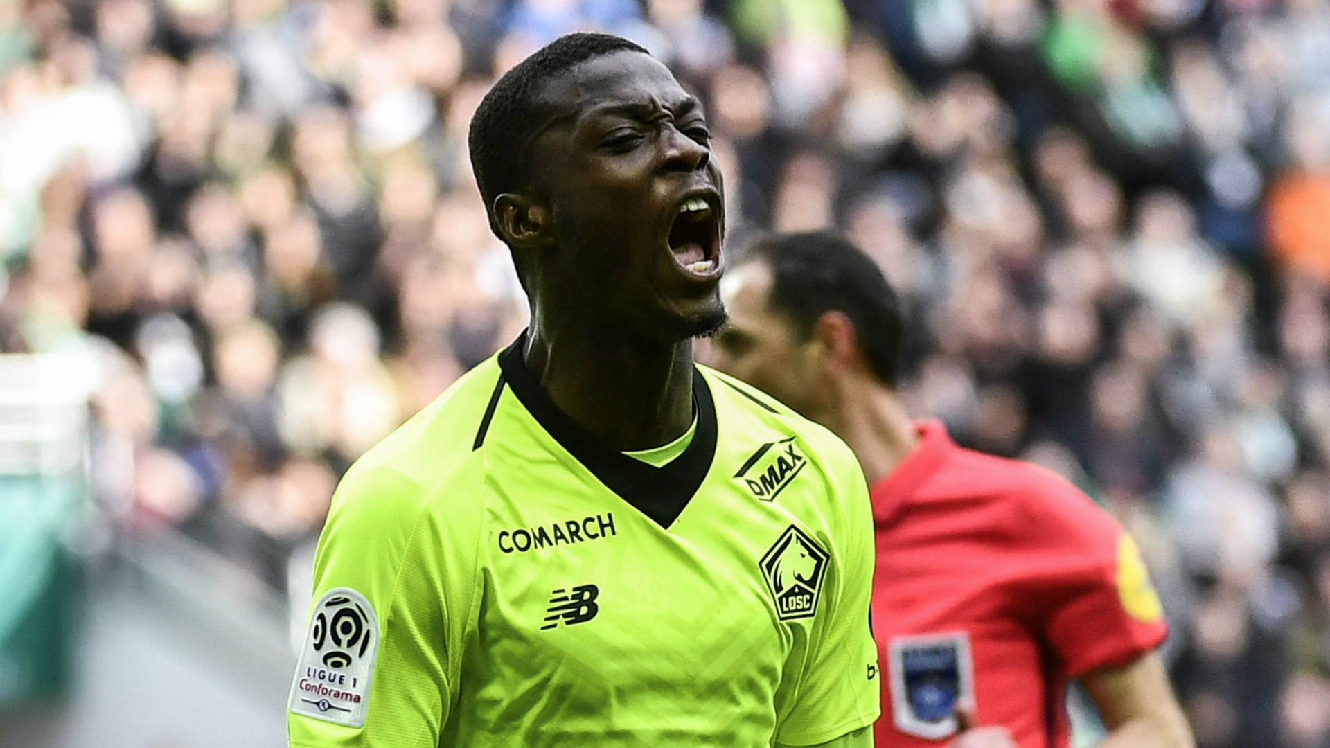 Arsenal Complete Club Record Signing For Nicolas Pepe