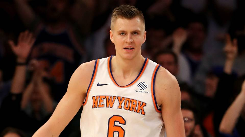 Kristaps Porzingis injury update: Knicks star to miss 10 months after surgery