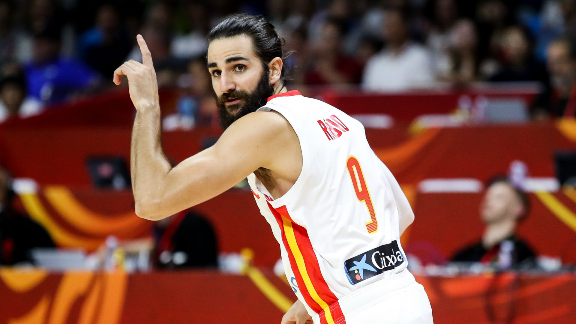 FIBA World Cup 2019: Ricky Rubio leads Spain past Argentina in final