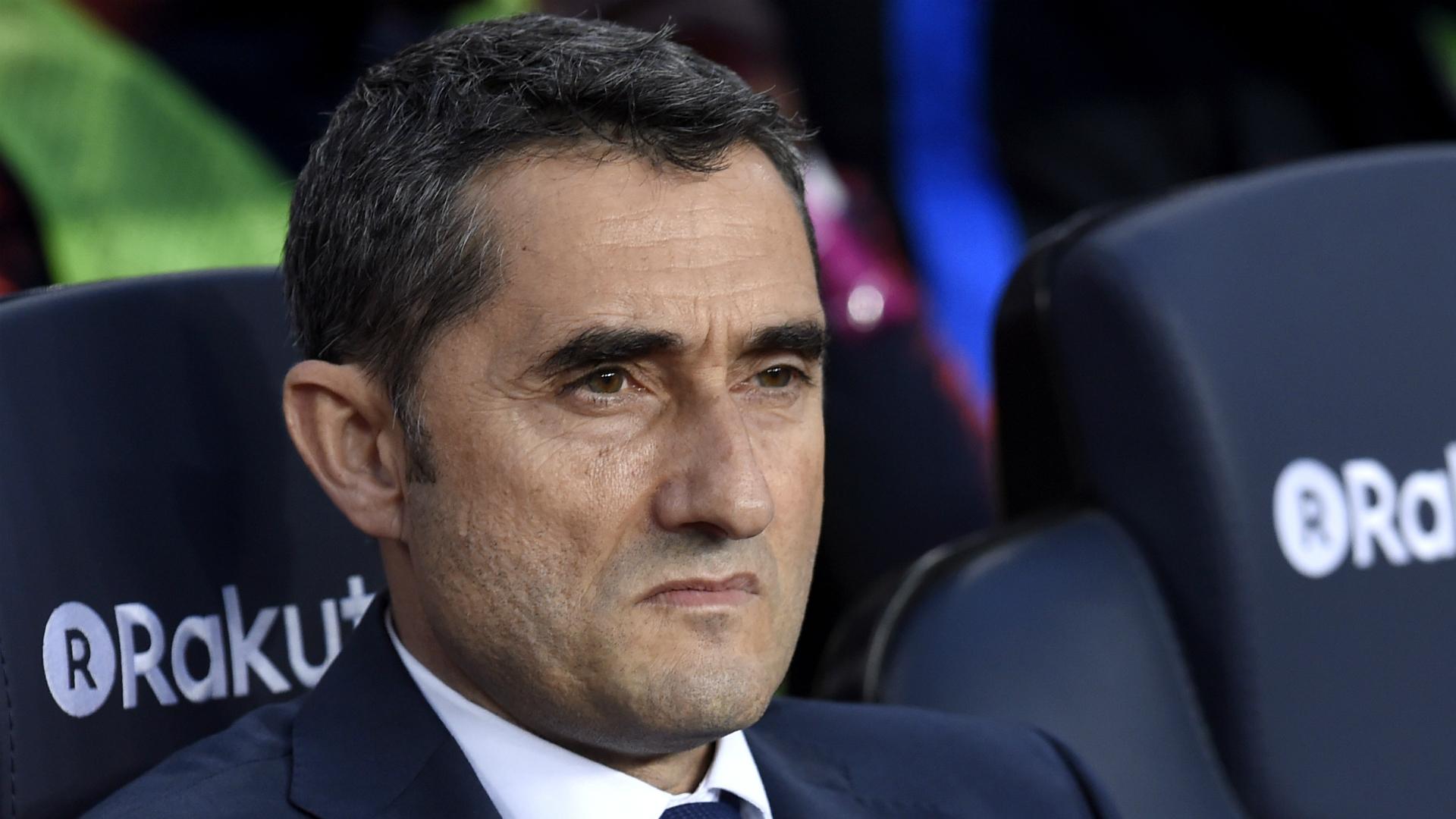 Ernesto Valverde Tak Ingin Bahas Soal Rumor Griezmann