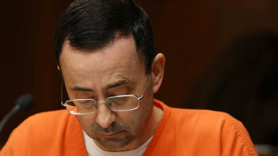 Department of Education launches investigation into Michigan State's handling of Larry Nassar case