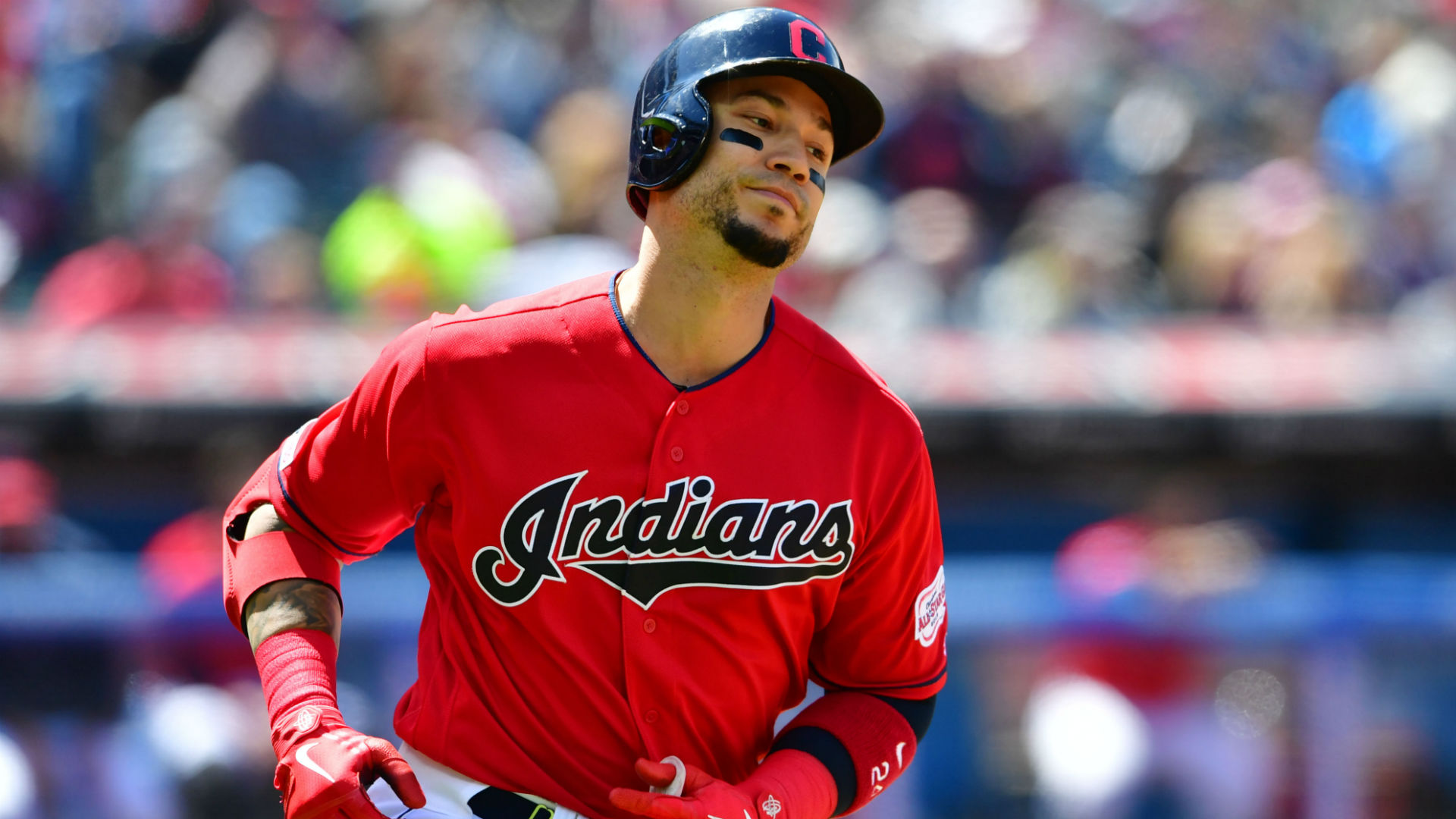 Indians dump veteran outfielder Carlos Gonzalez, turn to younger players