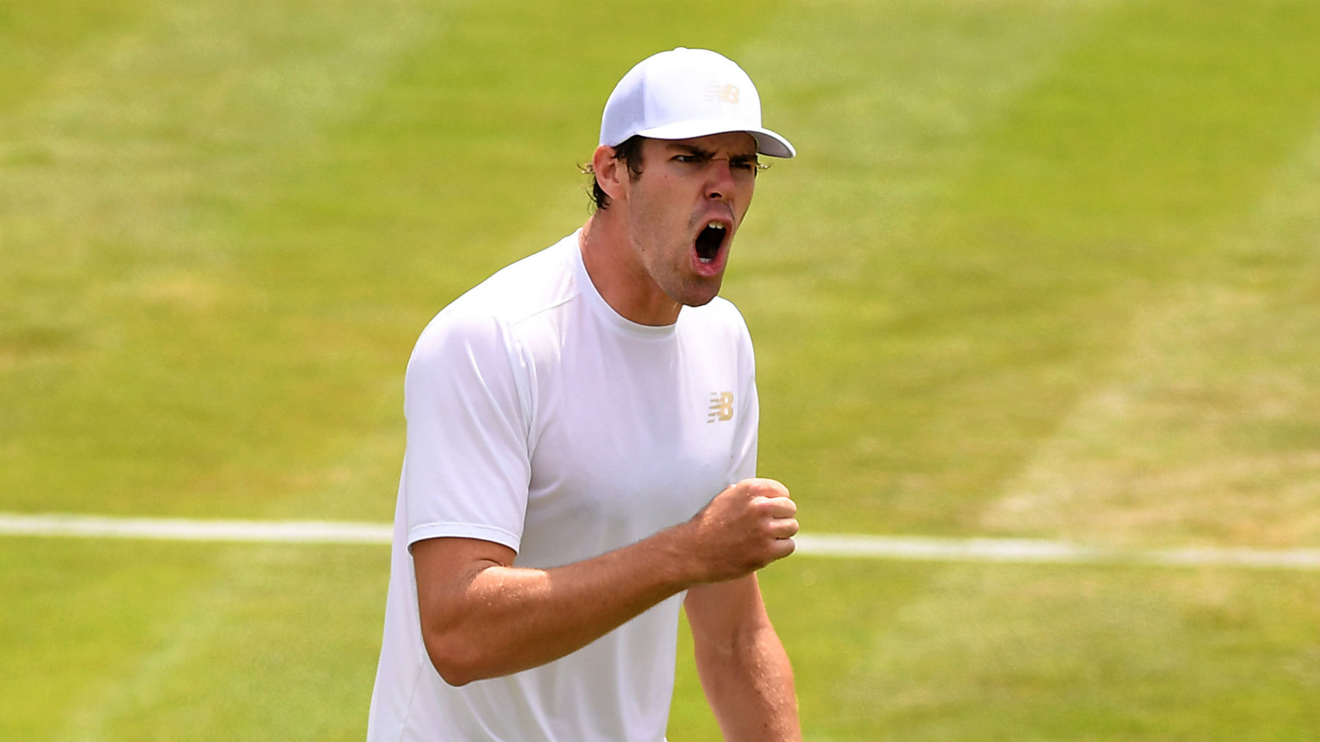Wimbledon 2019: American Reilly Opelka upsets Stan Wawrinka