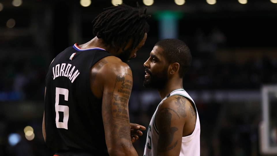 NBA wrap: DeAndre Jordan nearly perfect to lead Clippers past Celtics