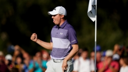 Matt Fitzpatrick was victorious in Andalucia