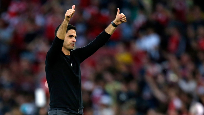 Mikel Arteta endured a rocky start to the season but his Arsenal side have recovered recently