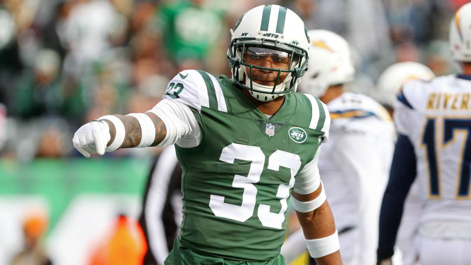 Jets safety Jamal Adams recruits Antonio Brown to New York via Twitter