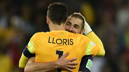 Lloris and Benzema - cropped