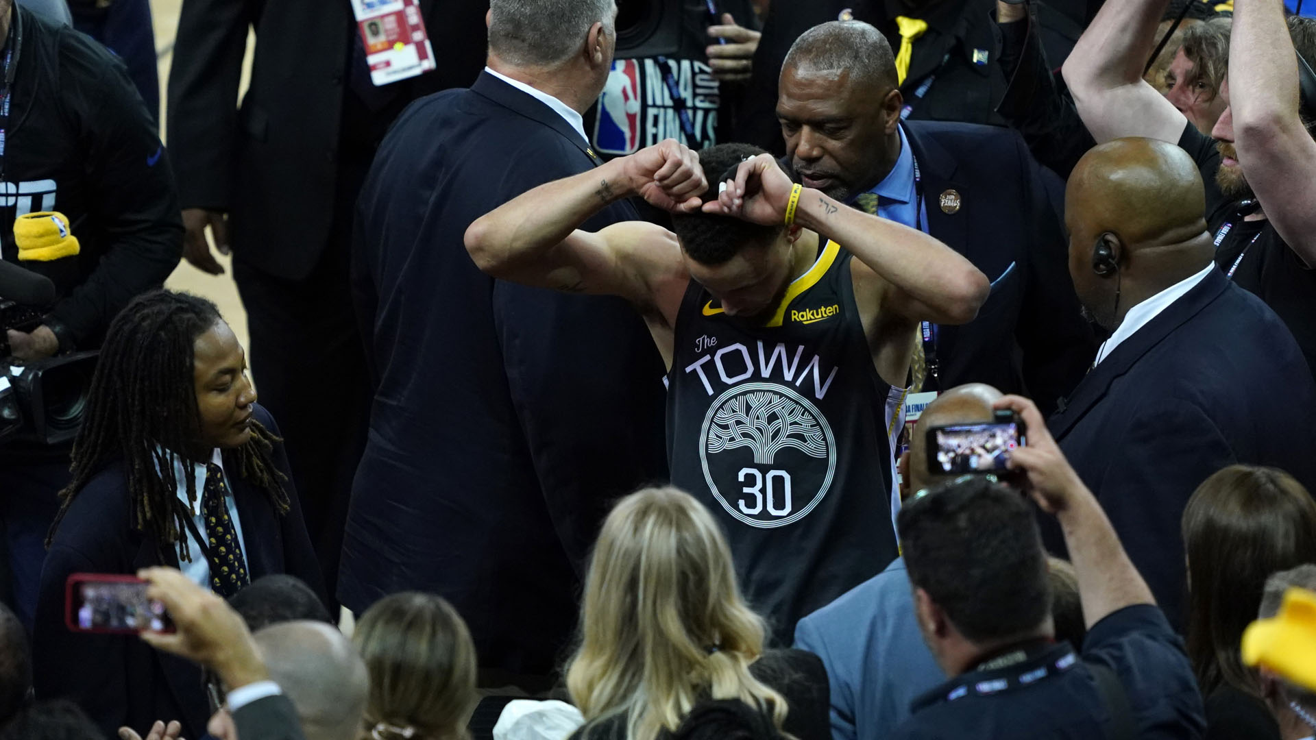 NBA Finals 2019: 3 reasons the Warriors lost to the Raptors