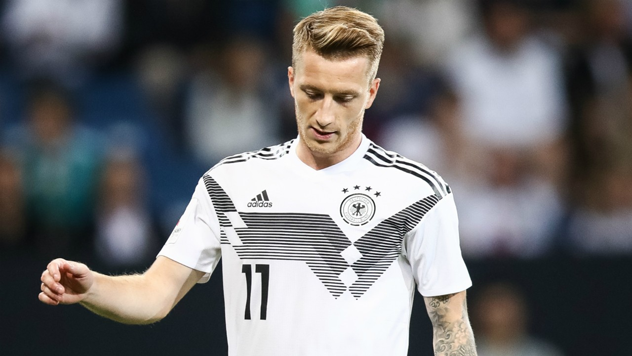 Reus and Kroos to sit out Germany's clash with Russia