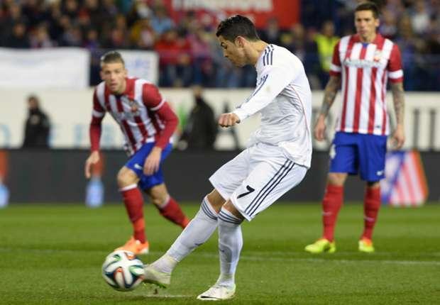 Atletico Madrid 0-2 Real Madrid (0-5 agg): Ronaldo double seals Blancos' final berth